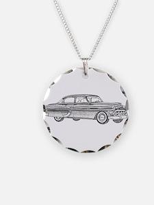 1953 car Necklace