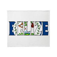 Belize Throw Blanket