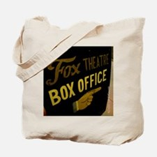 Box Office This Way Tote Bag
