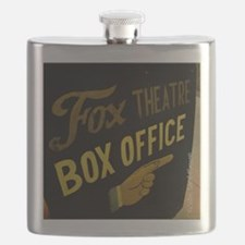 Box Office This Way Flask