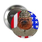 Bullldog Marine Button