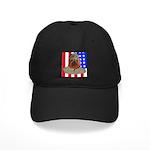 Bullldog Marine Black Cap