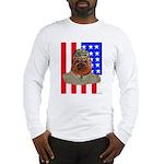Bullldog Marine Long Sleeve T-Shirt