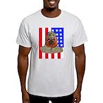 Bullldog Marine Ash Grey T-Shirt