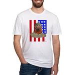 Bullldog Marine Fitted T-Shirt