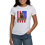 Bullldog Marine Women's T-Shirt