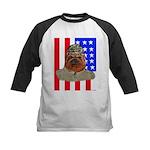Bullldog Marine Kids Baseball Jersey