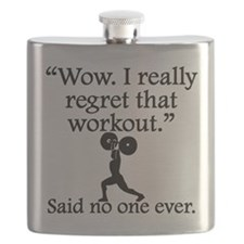 Said No One Ever: I Regret That Workout Flask