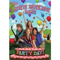 The Laurie Berkner Band: Party Day! DVD