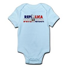 Dominican Republic Body Suit
