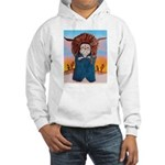 Chief Standing Bull Hooded Sweatshirt