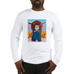 Chief Standing Bull Long Sleeve T-Shirt