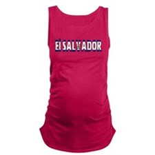 El Salvador Maternity Tank Top