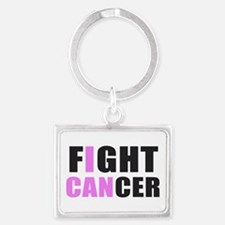 Fight Cancer Keychains