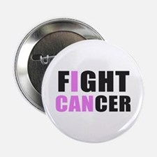 "Fight Cancer 2.25"" Button"