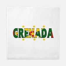 Grenada Queen Duvet