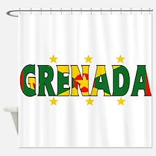 Grenada Shower Curtain