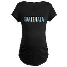 Guatemala Maternity T-Shirt