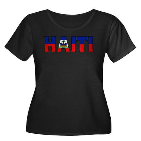 Haiti Plus Size T-Shirt