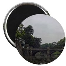 Imperial Palace of Tokyo Magnet