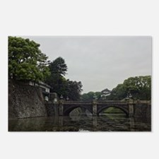 Imperial Palace of Tokyo Postcards (Package of 8)