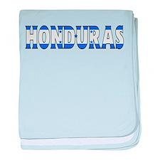 Honduras baby blanket
