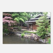 Japanese Garden Postcards (Package of 8)