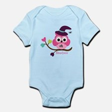 Personalized Wicked Witch Owl Infant Bodysuit