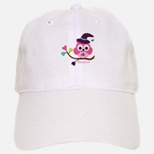 Personalized Wicked Witch Owl Baseball Baseball Cap