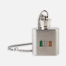 Ireland Flask Necklace