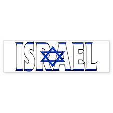 Israel Bumper Bumper Sticker