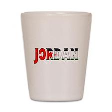 Jordan Shot Glass