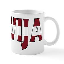 Latvia Mugs