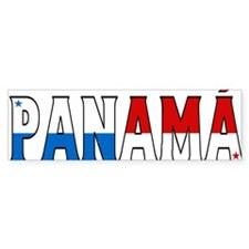 Panama Bumper Bumper Sticker
