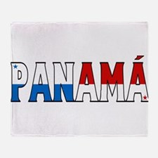 Panama Throw Blanket