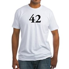 42 Fitted T-shirt