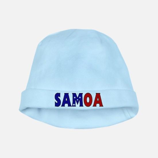 Samoa baby hat