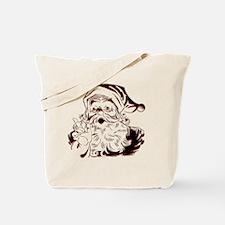 Classic Santa Tote Bag