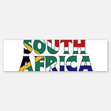 South Africa Bumper Bumper Bumper Sticker