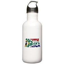 South Africa Water Bottle