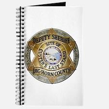 Big Horn County Sheriff Journal