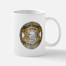 Big Horn County Sheriff Mugs