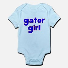 Gator Girl Infant Bodysuit