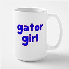 Gator Girl Large Mug