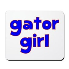 Gator Girl Mousepad