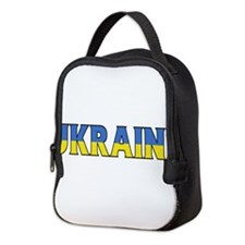 Ukraine Neoprene Lunch Bag