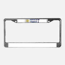 Uruguay License Plate Frame