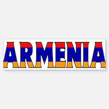 Armenia Bumper Bumper Bumper Sticker