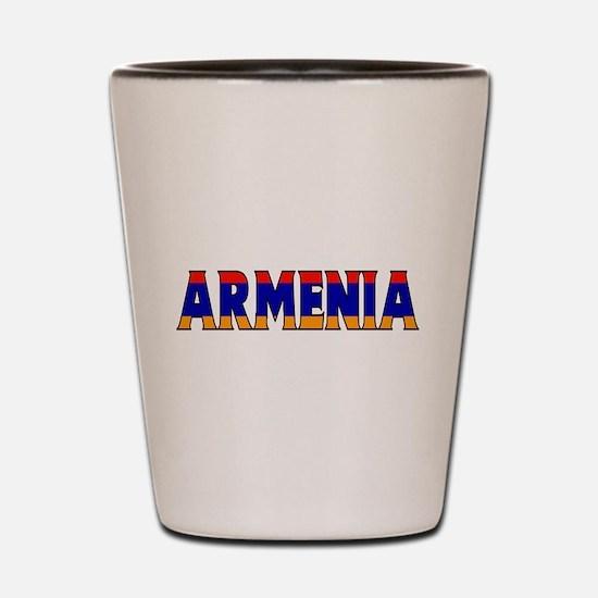 Armenia Shot Glass