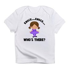 Knock Knock Big Sister Infant T-Shirt